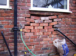 Pointing Repointing Brickwork Specialists North Wales